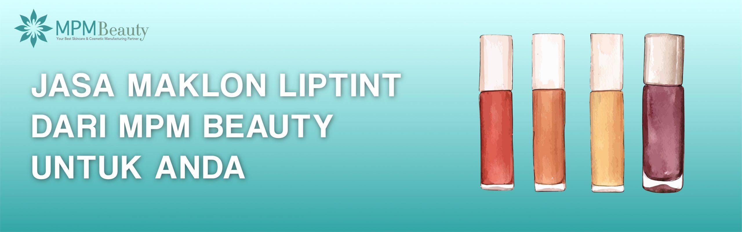 Jasa Maklon Liptint dari MPM Beauty untuk Anda