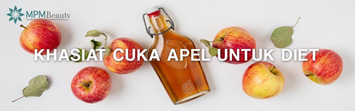 Khasiat Cuka Apel Untuk Diet